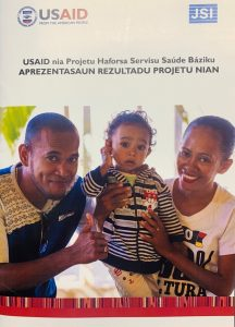 USAID'S REINFORCE PROJECT